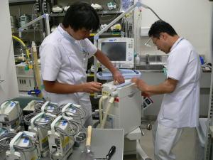 医療器械チェック