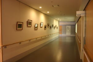 In-house exhibition