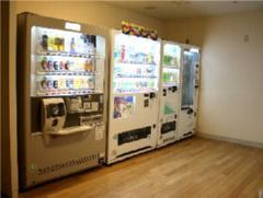 Vending Machine  1F